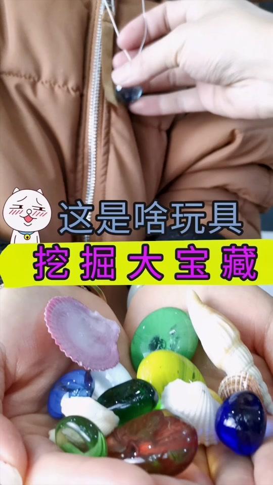 板砖?豆腐?大宝藏?! #diy玩具 #奇葩玩具