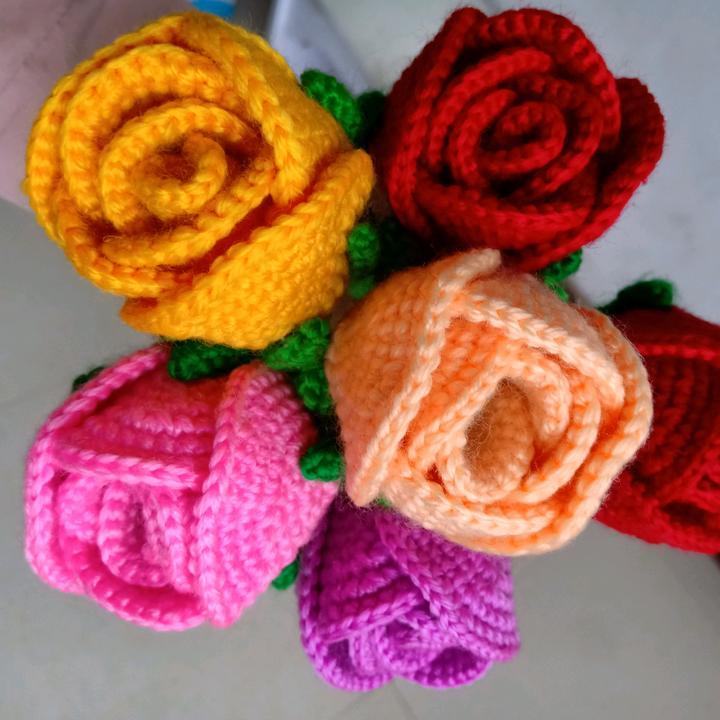 何何爱编织