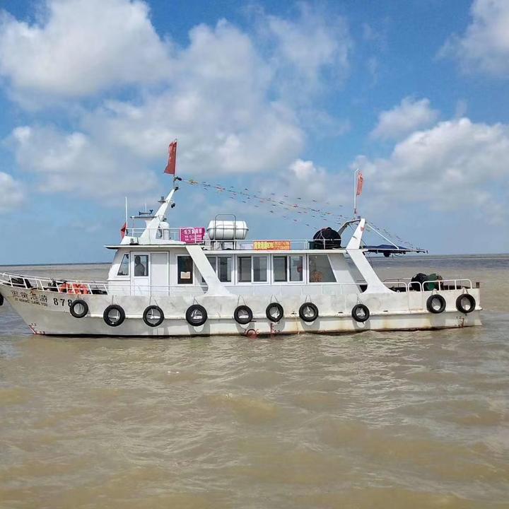黄骅旅游船海上渔家乐